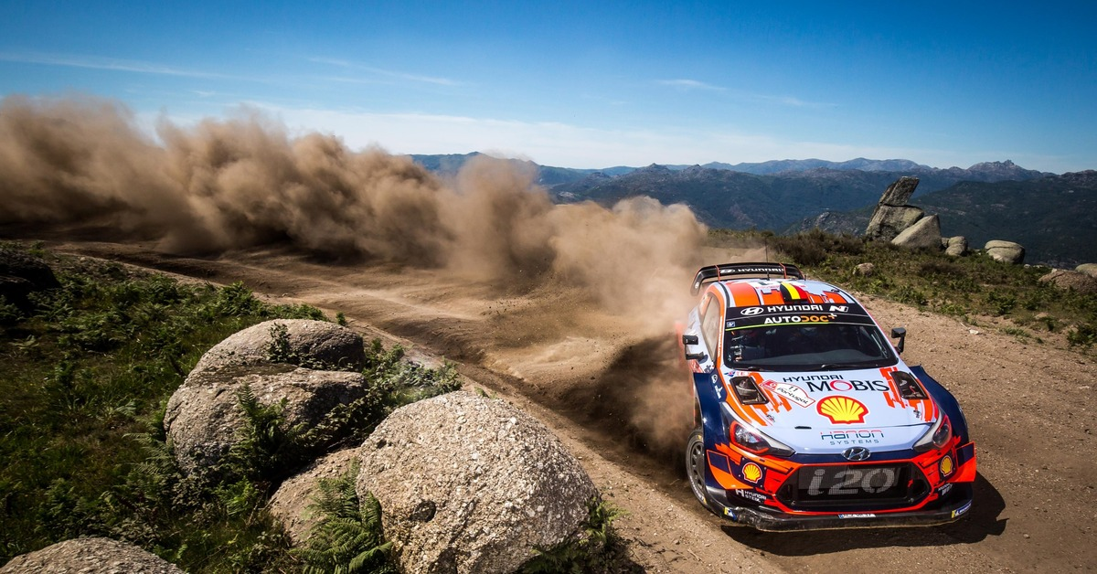 Hyundai Motorsport: Rally de Portugal Report