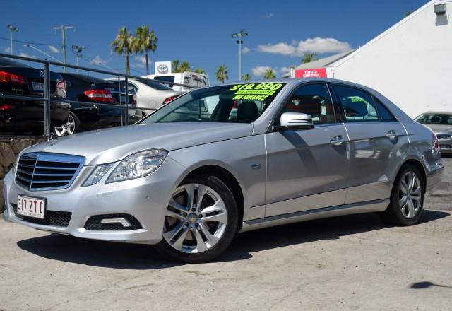 2010 Mercedes-Benz E-class W212 E250 CGI Avantgarde Sedan