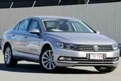 Volkswagen Passat Sedan 132TSI Comfortline B8