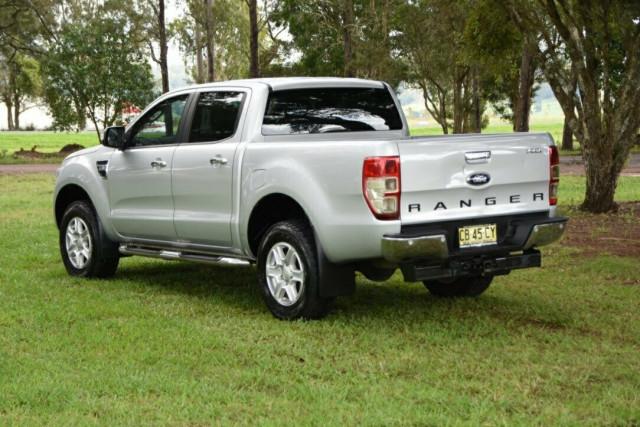 2012 Ford Ranger PX XLT Dual cab Image 4