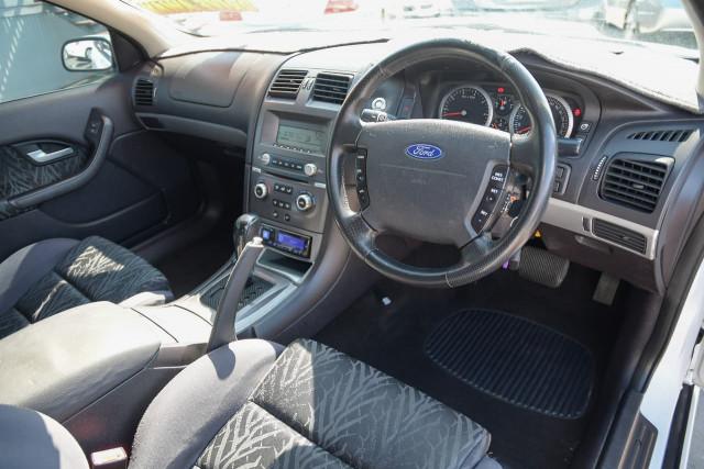 2004 Ford Falcon BA Mk II XR8 Sedan Image 9
