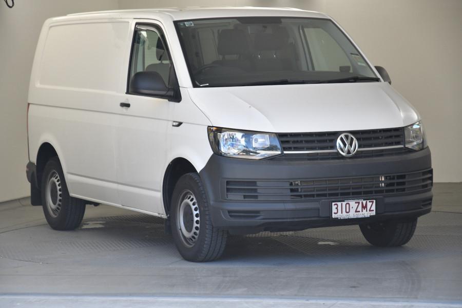 2019 Volkswagen Transporter Van