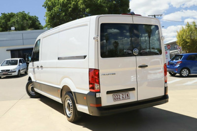 2019 Volkswagen Crafter SY1 MY19 35 MWB FWD TDI410 Van Image 2