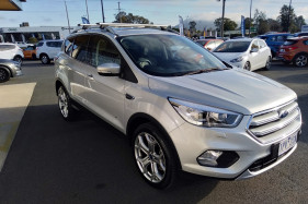 2019 MY19.25 Ford Escape ZG 2019.25MY TITANIUM Suv Image 4