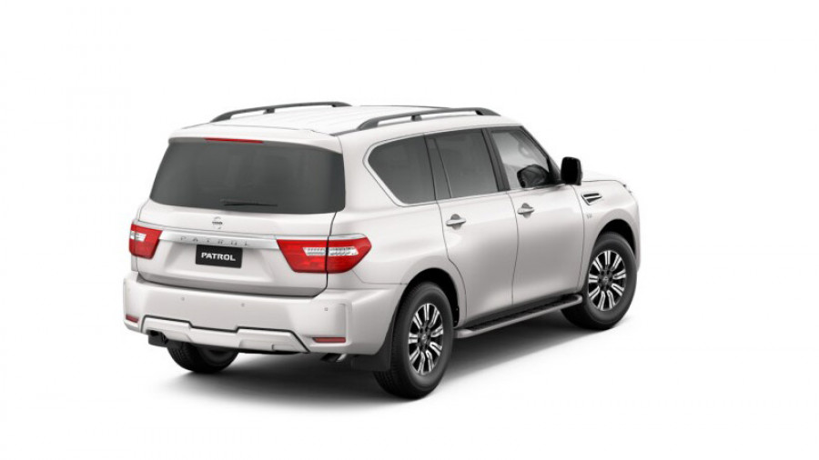 2020 Nissan Patrol Y62 Series 5 Ti-L Suv Image 19