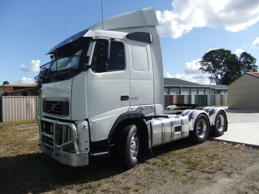 2012 Other Fh540 Prime Mover Truck Image 2