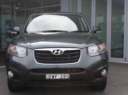 2011 Hyundai Santa Fe CM MY11 SLX Suv Image 2