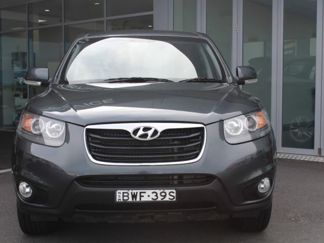 2011 Hyundai Santa Fe CM MY11 SLX Suv