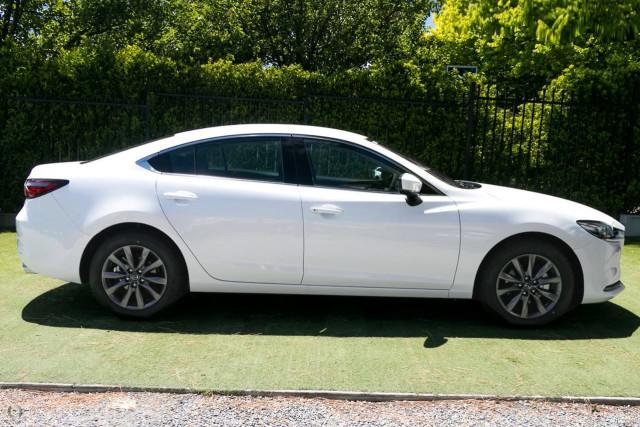2019 Mazda 6 GL Series Sport Wagon Sedan Image 5