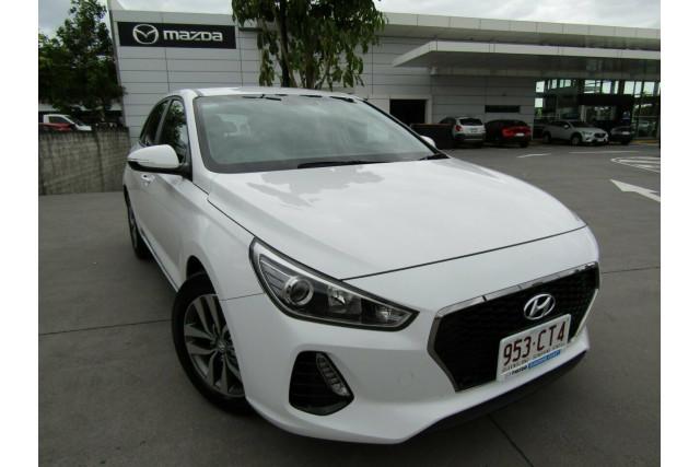 2017 MY18 Hyundai i30 PD MY18 Active Hatchback