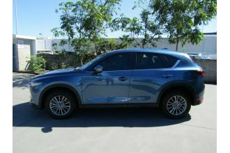2017 Mazda CX-5 KF4W2A Touring SKYACTIV-Drive i-ACTIV AWD Suv Image 4