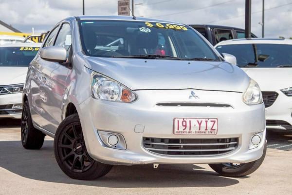 2013 Mitsubishi Mirage LA ES Hatchback
