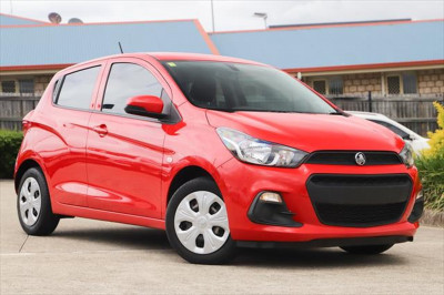 2016 Holden Spark MP MY16 LS Hatchback Image 2