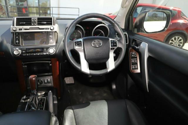 2015 Toyota Landcruiser Prado GDJ150R VX Suv Image 12