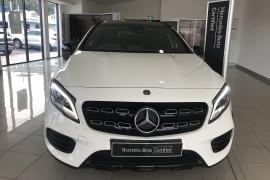 2018 Mercedes-Benz B Class X156 809+059MY GLA250 Wagon