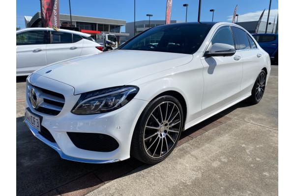 2017 MY57 Mercedes-Benz C-class W205 807+ C250 Sedan Image 3