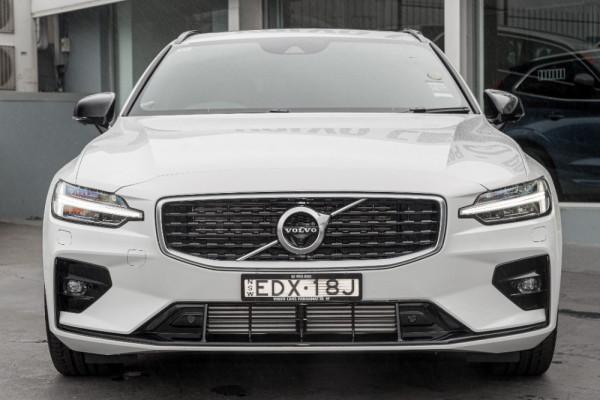 2019 MY20 Volvo V60 F-Series T5 R-Design Wagon Image 2