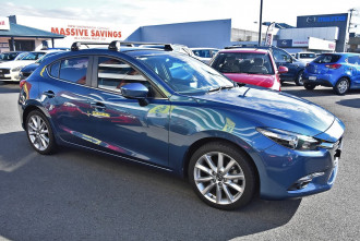 2017 Mazda 3 BN Series SP25 Hatchback Image 5