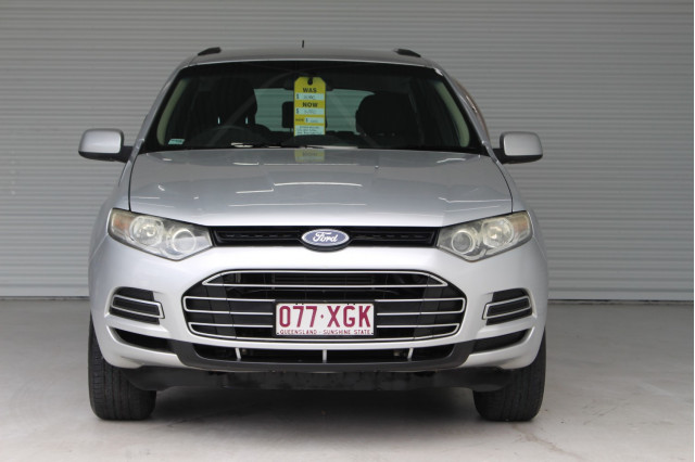2011 Ford Territory SZ TX Wagon Image 3