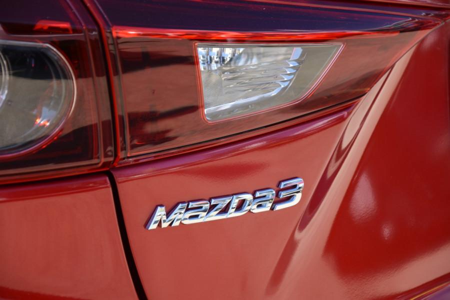 2016 Mazda 3 BM Series SP25 Sedan Sedan Image 7