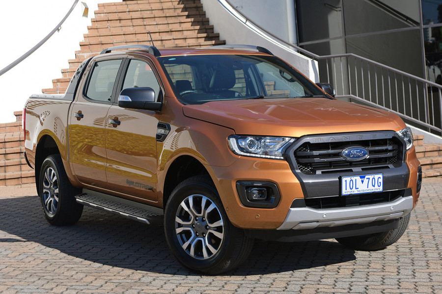 2018 MY19.00 Ford Ranger PX MkIII 2019.0 Wildtrak Utility