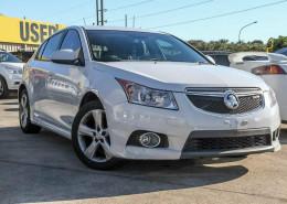 Holden Cruze SRi V JH MY13