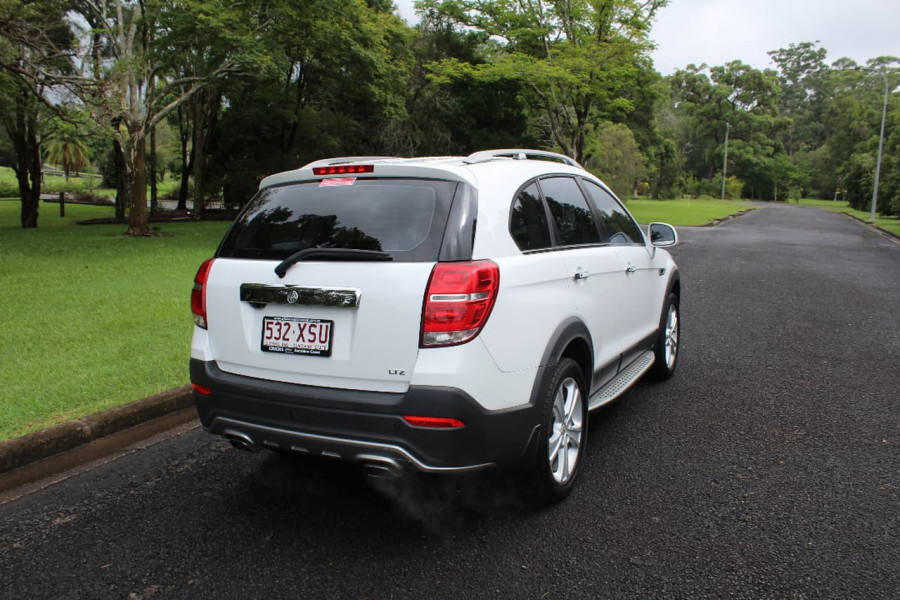 2014 Holden Captiva CG 7 Wagon