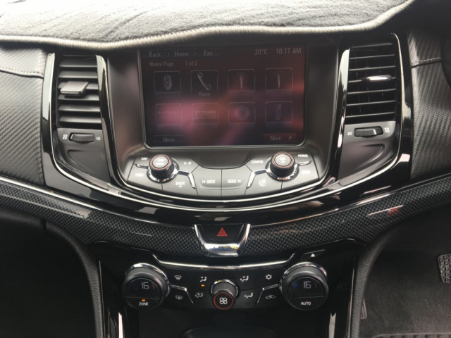 2013 Holden Commodore VF SV6 Sedan