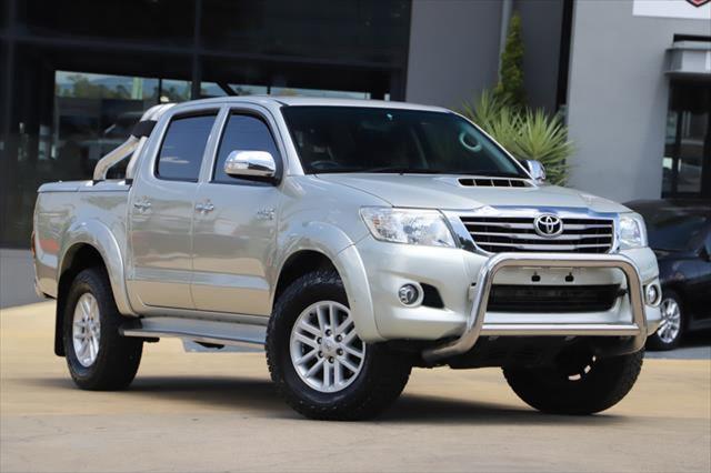 2014 Toyota HiLux KUN26R MY14 SR5 Utility Image 1