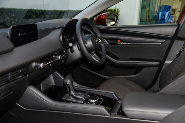 2019 Mazda 3 BP G20 Evolve Sedan Sedan Mobile Image 8