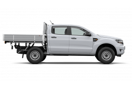 2021 MY21.25 Ford Ranger PX MkIII XL Double Cab Chassis Cab chassis Image 3
