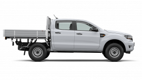 2020 MY21.25 Ford Ranger PX MkIII XL Double Cab Chassis Cab chassis