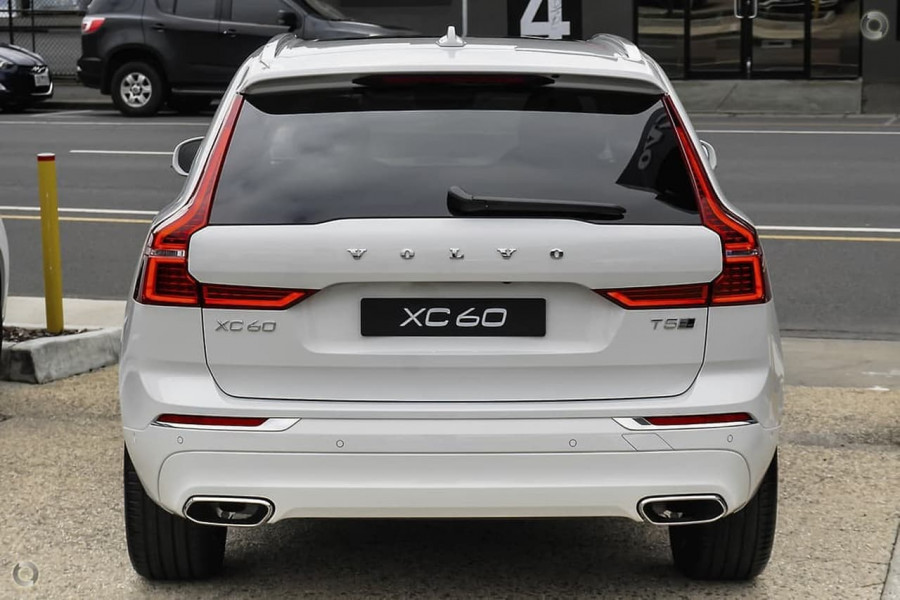 2019 Volvo XC60 (No Series) MY19 T5 Inscription Suv