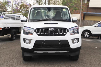 2020 Mahindra Pik-up (No Series) S10+ Black mHawk Utility