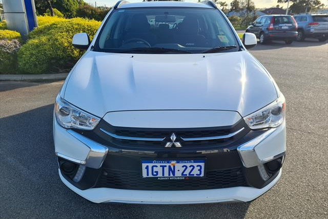 2019 Mitsubishi ASX XC ES Suv Image 2