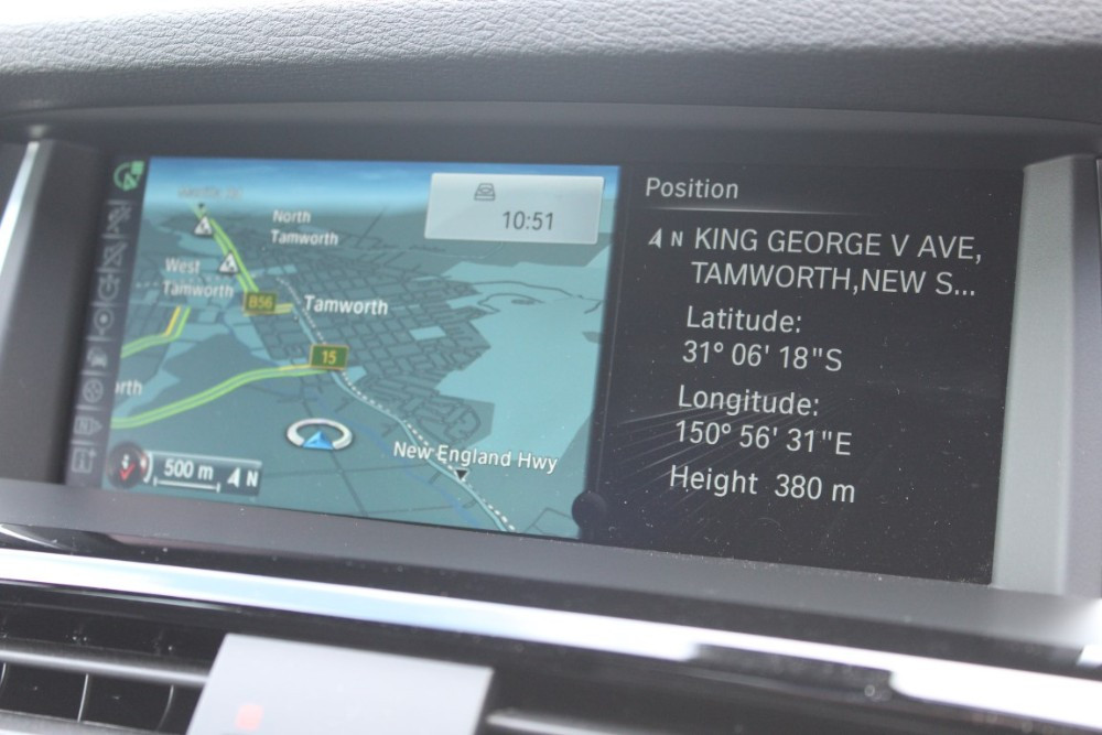 2016 BMW F26 F26 xDrive20i Wagon