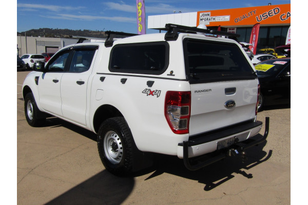 2014 Ford Ranger PX XL Dual cab Image 5
