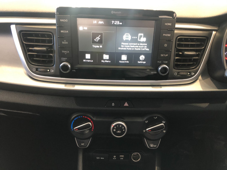 2018 Kia Rio YB S Hatchback Image 8