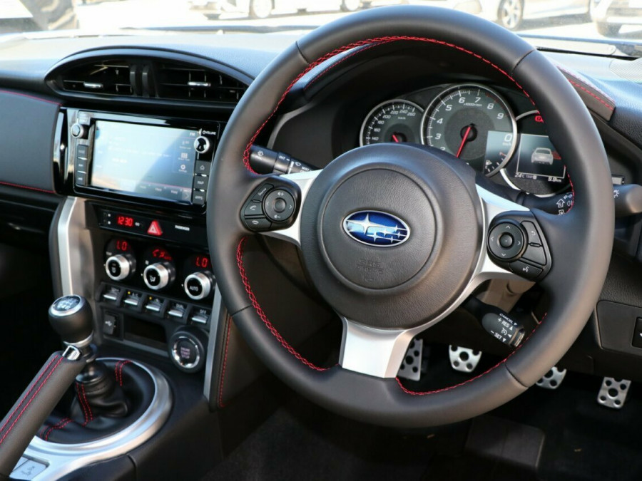 2019 Subaru BRZ Premium BRZ Coupe
