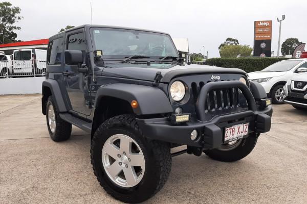 2017 Jeep Wrangler JK Sport Softtop