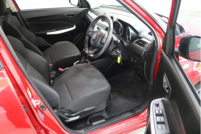 2018 Suzuki Swift AZ GL NAVIGATOR Hatchback Image 4