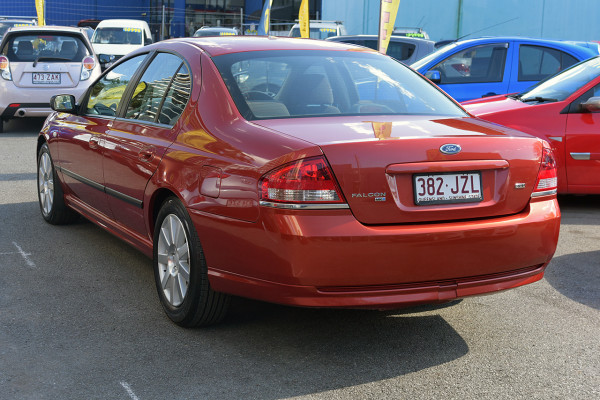 2006 Ford Falcon BF Mk II XT Sedan Image 4