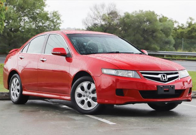 2006 Honda Accord Euro 7th Gen MY06 Sport Sedan