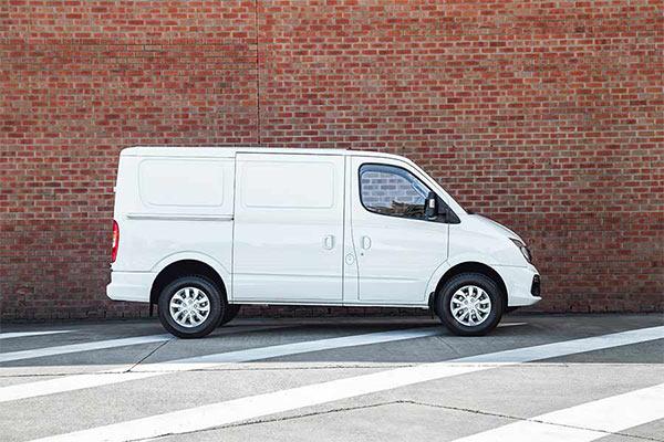 New LDV V80 Van