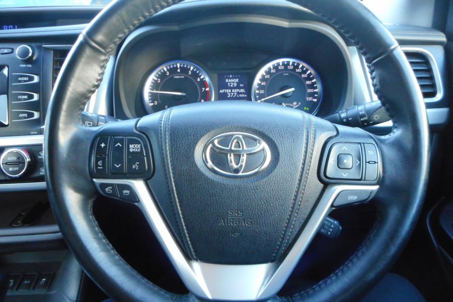 2014 Toyota Kluger GSU55R GXL Suv Image 16
