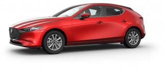 2021 Mazda 3 BP G20 Pure Hatchback image 23