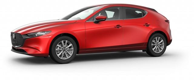 2021 Mazda 3 BP G20 Pure Hatchback Mobile Image 23