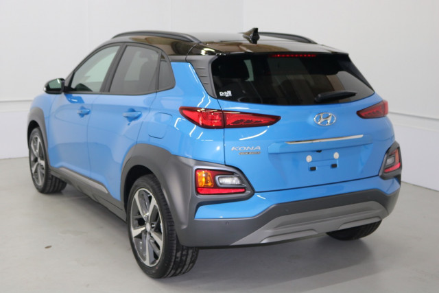 2020 Hyundai Kona OS.3 Highlander Suv Image 5
