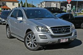 Mercedes-Benz M-Class ML300 CDI BlueEFFICIENCY W164 MY11