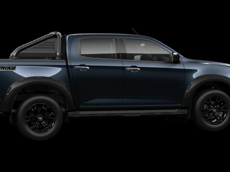 2021 Mazda BT-50 TF Thunder Utility crew cab